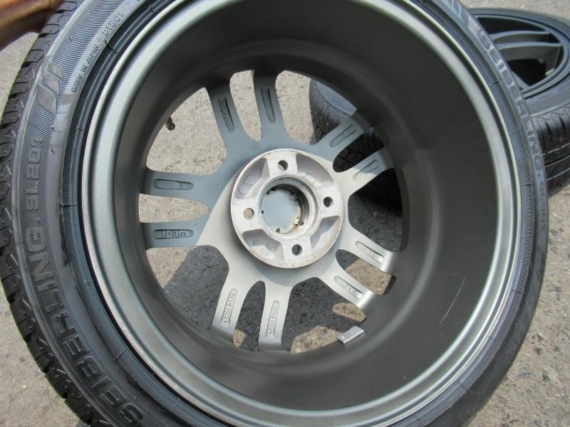新品タイヤ☆165/50-15 165/50R15 セイバーリング SL201 weds ウェッズ マットガンメタ 6J+43 100 4H カスタムKカーに☆_画像8