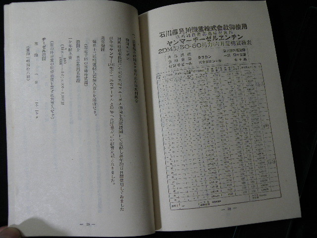 94 戦前 山岡 発動機 工作所 ヂーゼル問答 / エンジン 原動機 _画像8