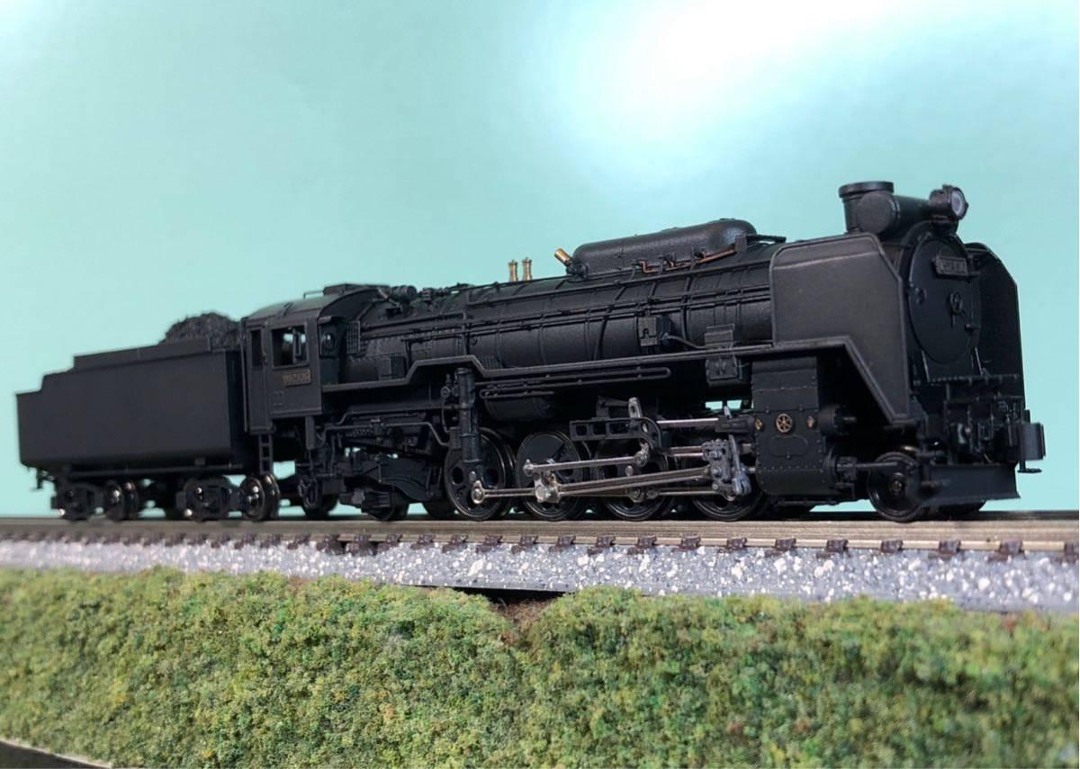D52北海道 プロ製作品_画像3