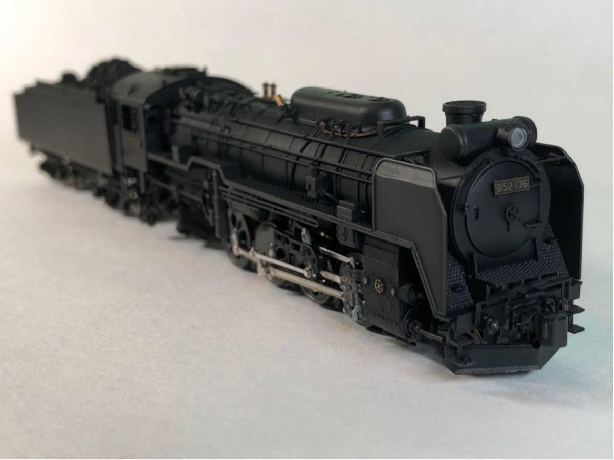 D52北海道 プロ製作品_画像4