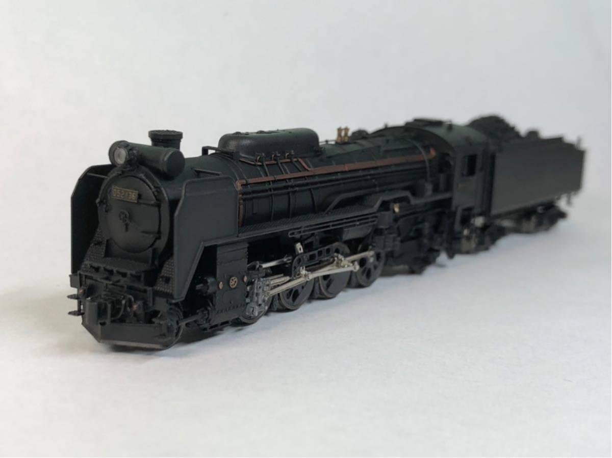 D52北海道 プロ製作品_画像7
