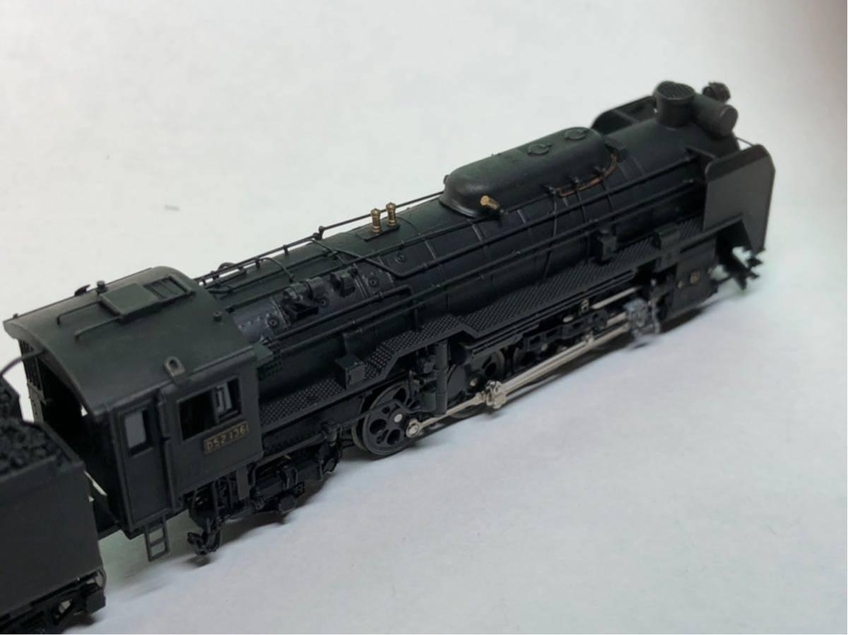 D52北海道 プロ製作品_画像6