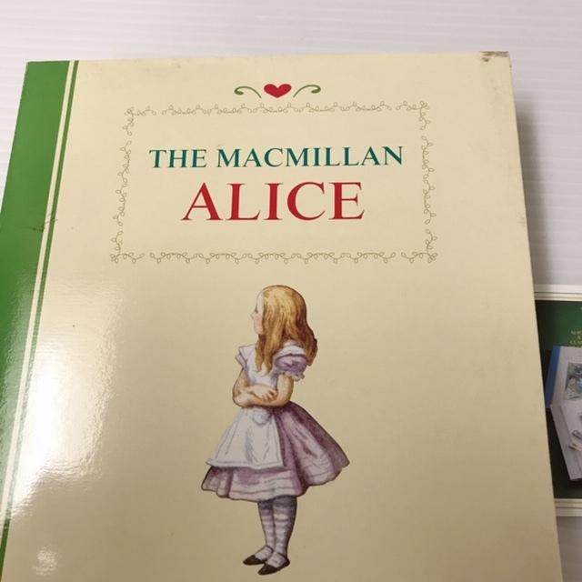 マクミラン アリス ALICE フォーク 5本セット 未使用品 不思議な国のアリス ステンレス18-8_画像6