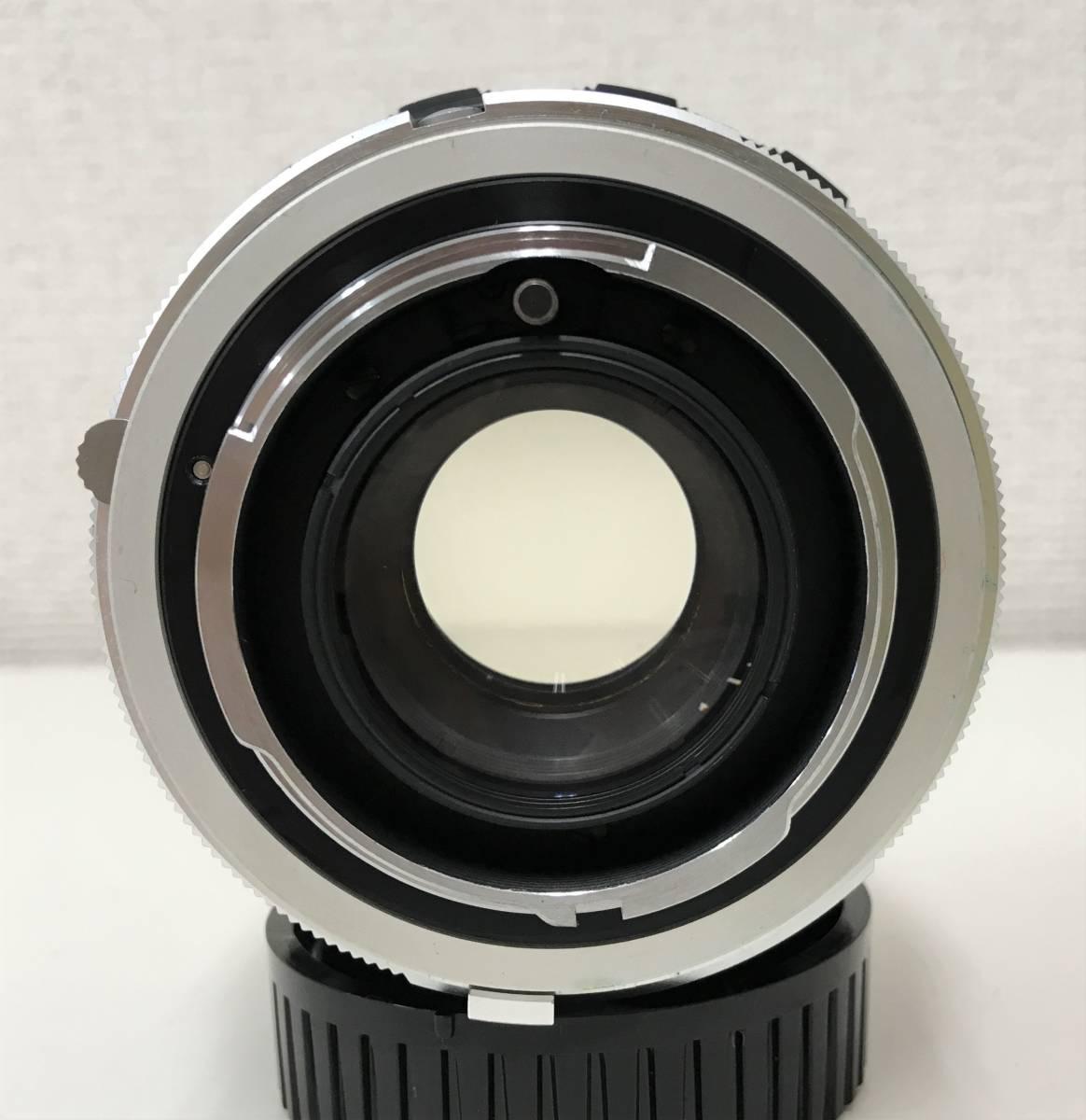 【ミノルタ 魚眼レンズ 1:2.8 F=!6mm】MINOLTA/MC FISH-EYE ROKKOR-OK(1502212)/ケース・キャップ付/A5830_画像7