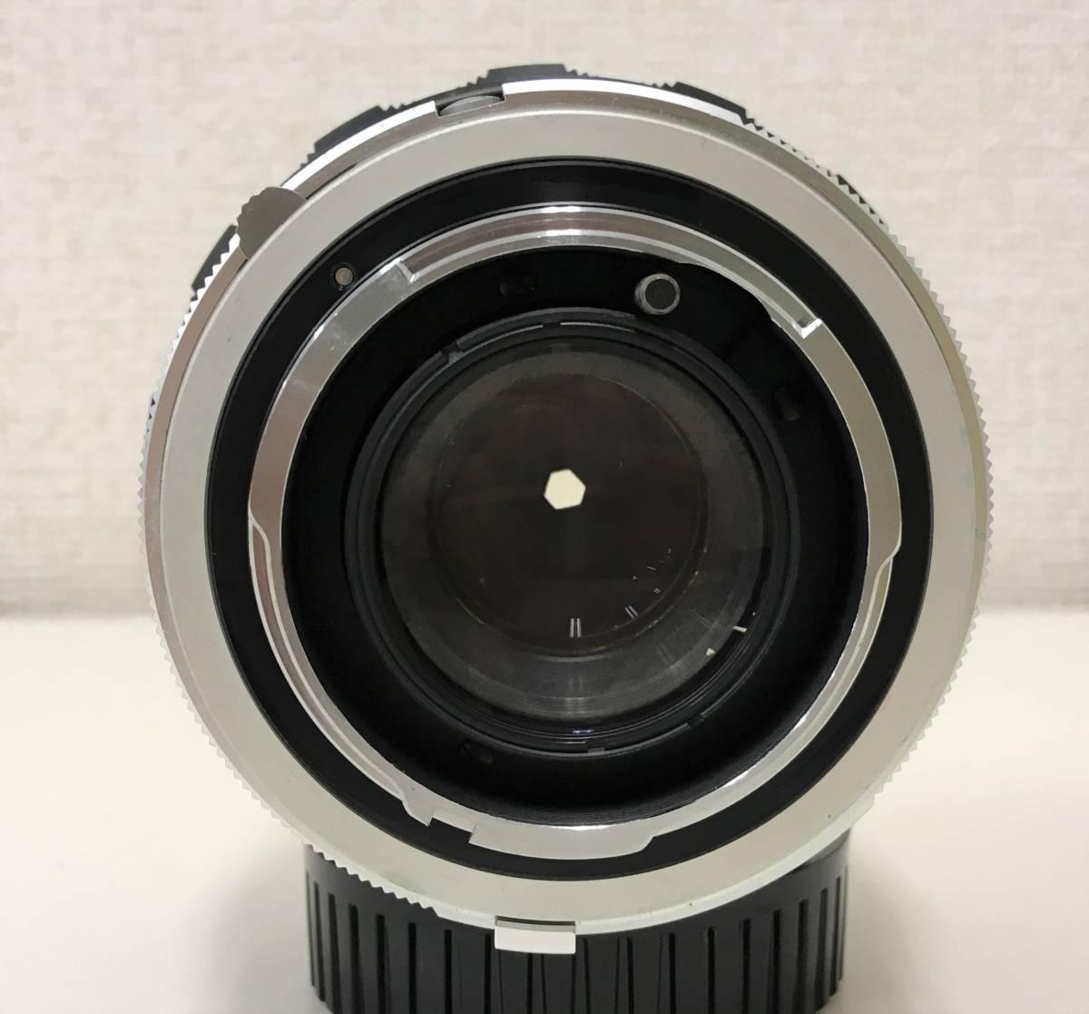 【ミノルタ 魚眼レンズ 1:2.8 F=!6mm】MINOLTA/MC FISH-EYE ROKKOR-OK(1502212)/ケース・キャップ付/A5830_画像6
