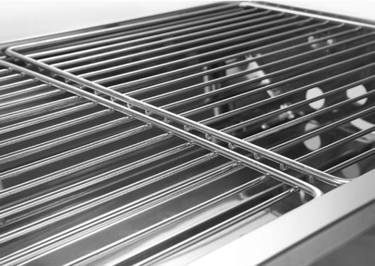 新品 折りたたみ式 特大号の野外バーベキュー炉家庭用ステンレスグリル屋外炭5-15人用工具フルセット炭オーブン_画像6