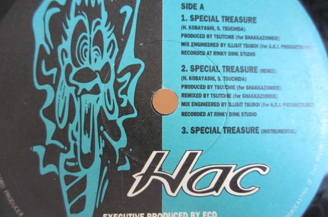 ★【HAC】☆『SPECIAL TREASURE』I95さんぴんキャンプ 激レア★_画像3