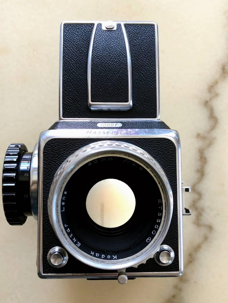 ★★★ Hasselblad 1000F Kodak Ektar 80mm/F2.8 エクター
