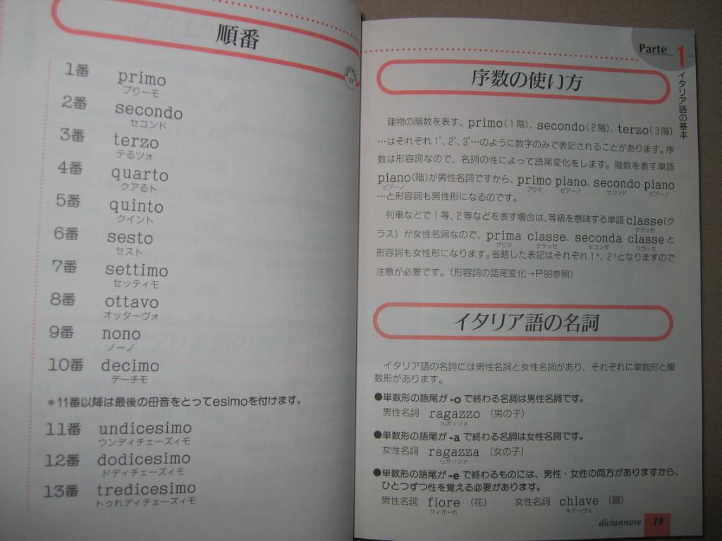 ◆CD付 はじめてのイタリア語会話 : CDで発音や会話を自然に覚えられる◆新星出版社 定価:¥1,500 _画像4