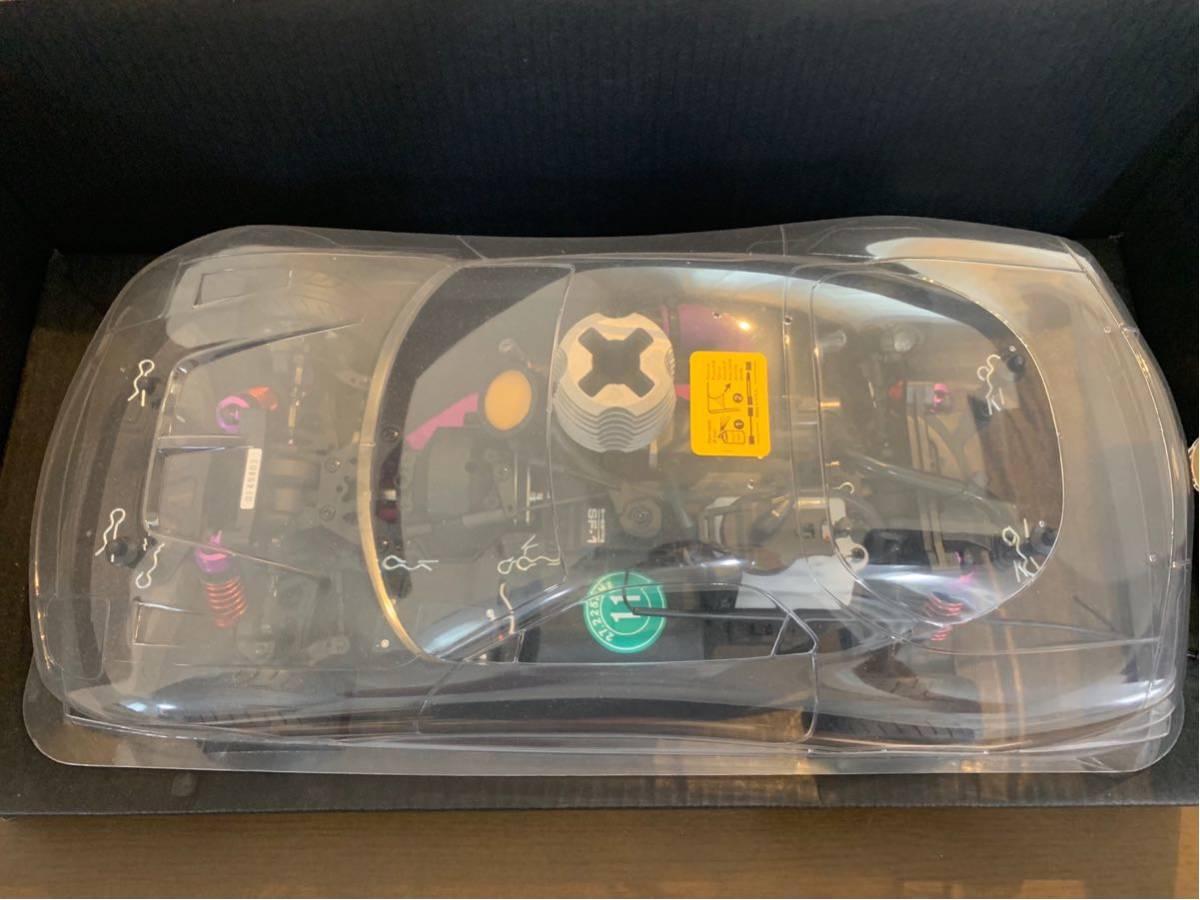 未使用品! hpi racing製 3.0ccエンジン&プロポ付き ドリフト可能ラジコン RX-7(FD3S)とシルビア(S15)ボディ付き 全国送料無料(離島を除く)!_画像8