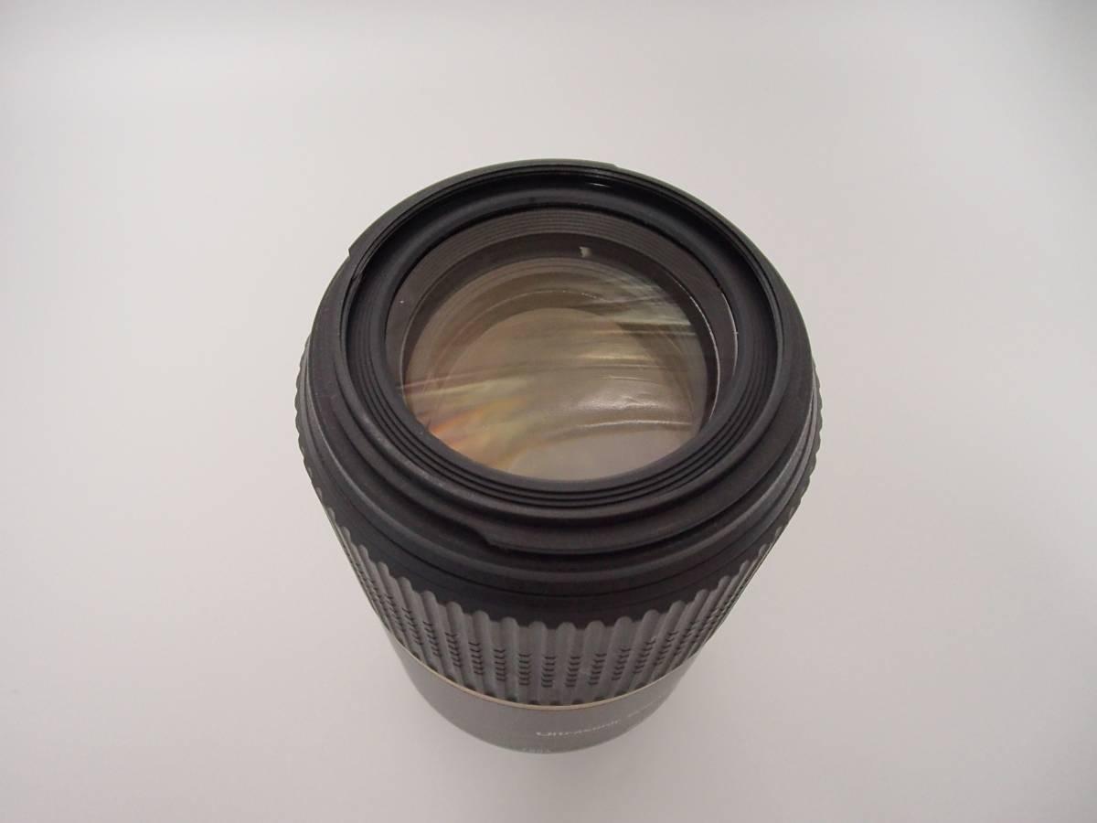超美品 タムロン TAMRON SP90mm F/2,8 Di MACRO 1:1 VC USD Model F004 ニコン用_画像4