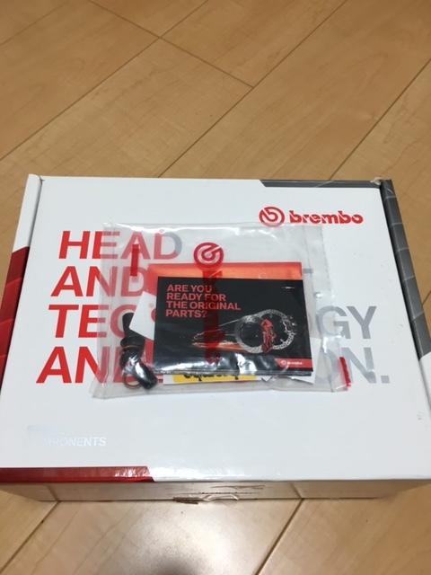 正規品 未使用 brembo ブレンボ キャリパ- CNC 220A01610 左右SET 108㎜ 定価150000- GSX-R CBR YZF-R1 ZX-10R _画像6