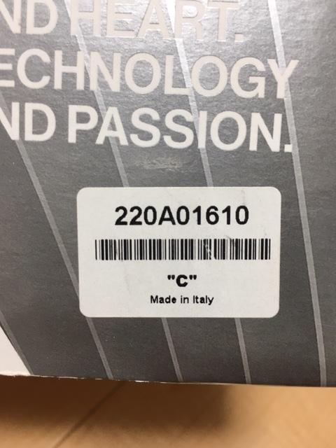 正規品 未使用 brembo ブレンボ キャリパ- CNC 220A01610 左右SET 108㎜ 定価150000- GSX-R CBR YZF-R1 ZX-10R _画像7
