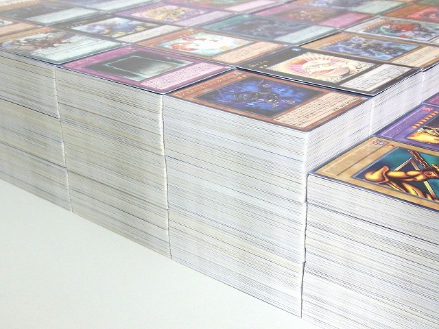 遊戯王★まとめ売り 字レア 10000枚 大量 中古品_画像3