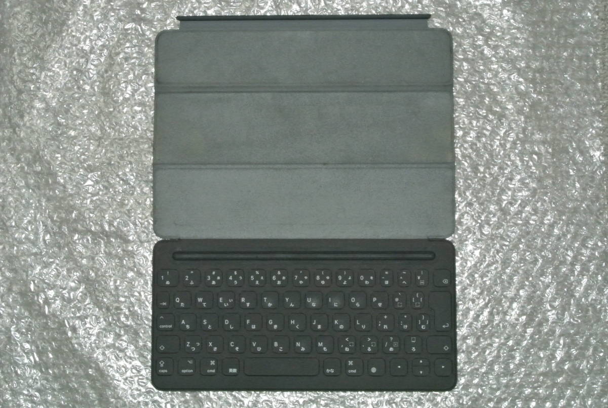 美品10.5インチiPad Pro用 Smart Keyboard MPTL2J/A_画像2