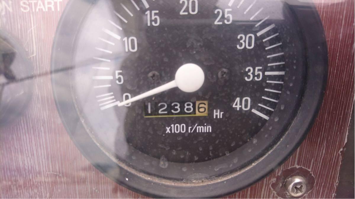 ヤマハ30フィート[和船]YD30 シャフト船 スパンカー付 100馬力_画像4