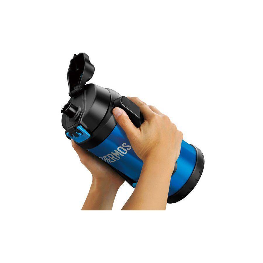 サーモス 水筒 真空断熱スポーツジャグ 2L アイスブルー(ICB) FFV-2000_画像3
