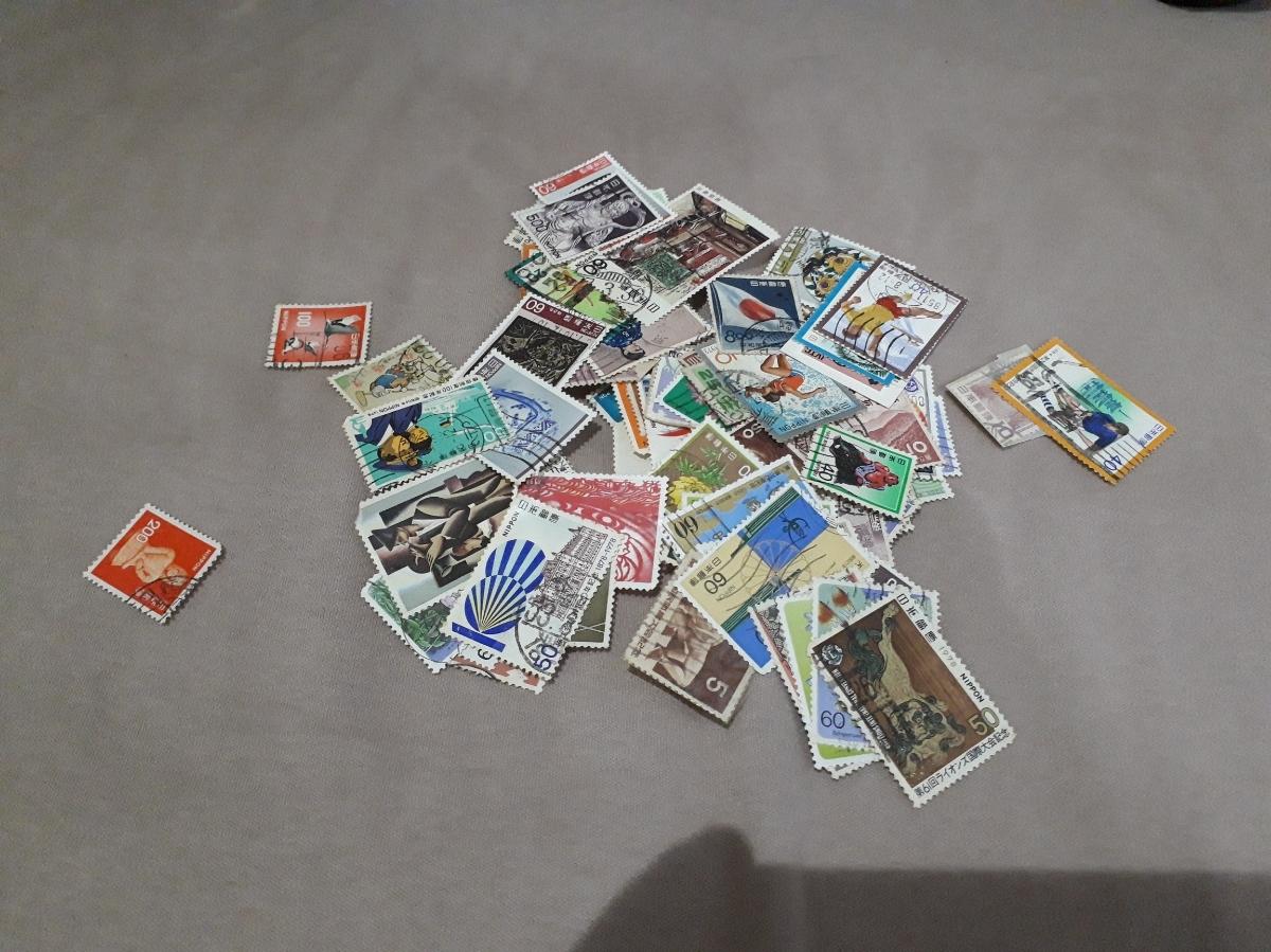 未使用切手 額面1万円以上 琉球切手と使用済切手もまとめて!_画像7