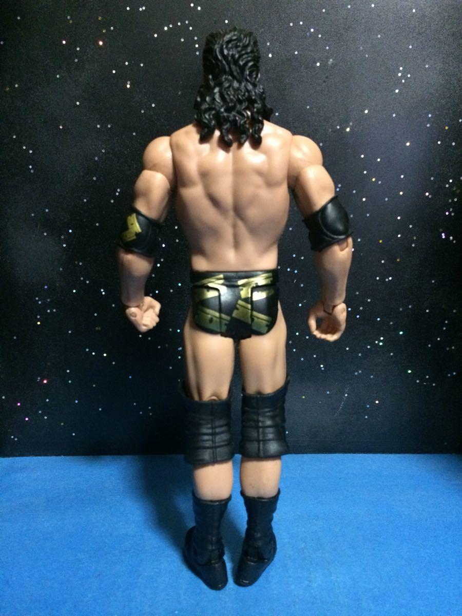 WWE WWF プロレス フィギュア マテル ベーシック レザーラモン スコットホール nwo WCW_画像3