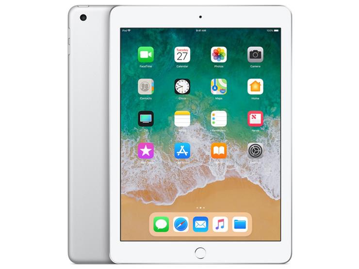 ☆まいど~新品激安~ ☆apple iPad Wi-Fi 32GB シルバー MR7G2J/A