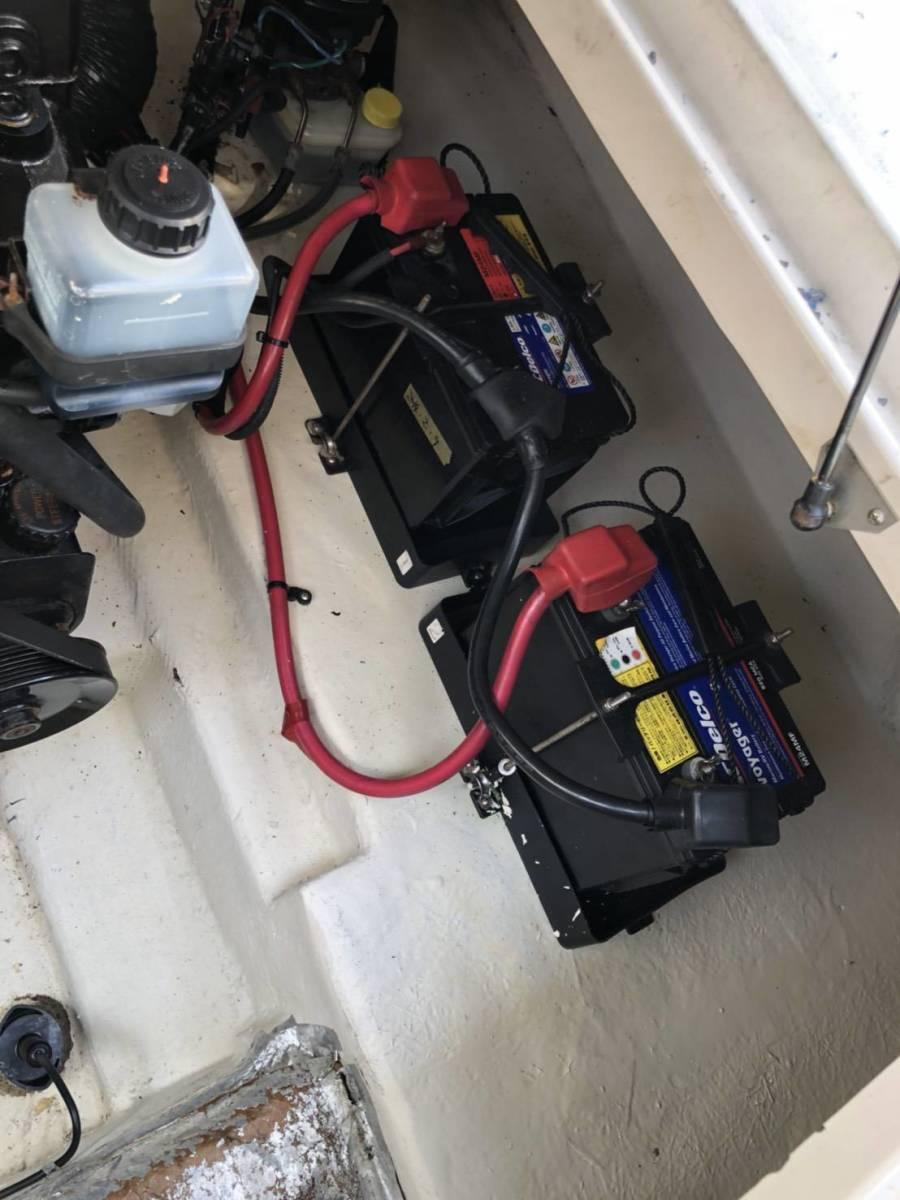 【岡山市発】 シーレイ 245 美艇 GPS 冷蔵庫付 陸上保管 陸送可 試乗可_画像5