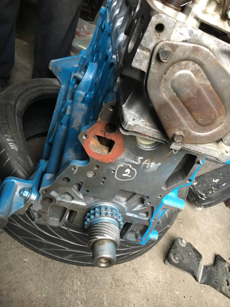L28エンジン N42ブロック N42ヘッド ノーマルエンジン 希少 ニッサン NISSAN フェアレディーZ スカイライン ハコスカ ケンメリ S30_画像6