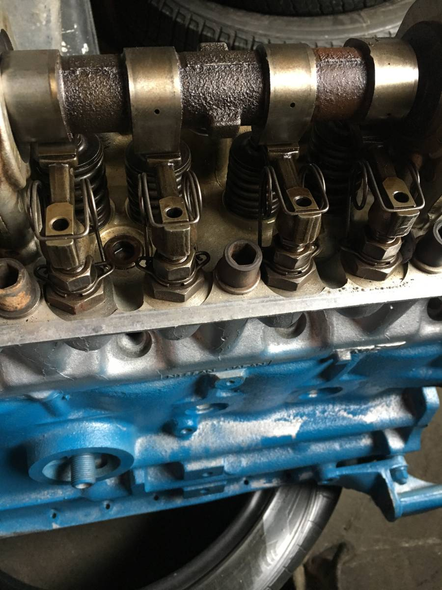 L28エンジン N42ブロック N42ヘッド ノーマルエンジン 希少 ニッサン NISSAN フェアレディーZ スカイライン ハコスカ ケンメリ S30_画像5