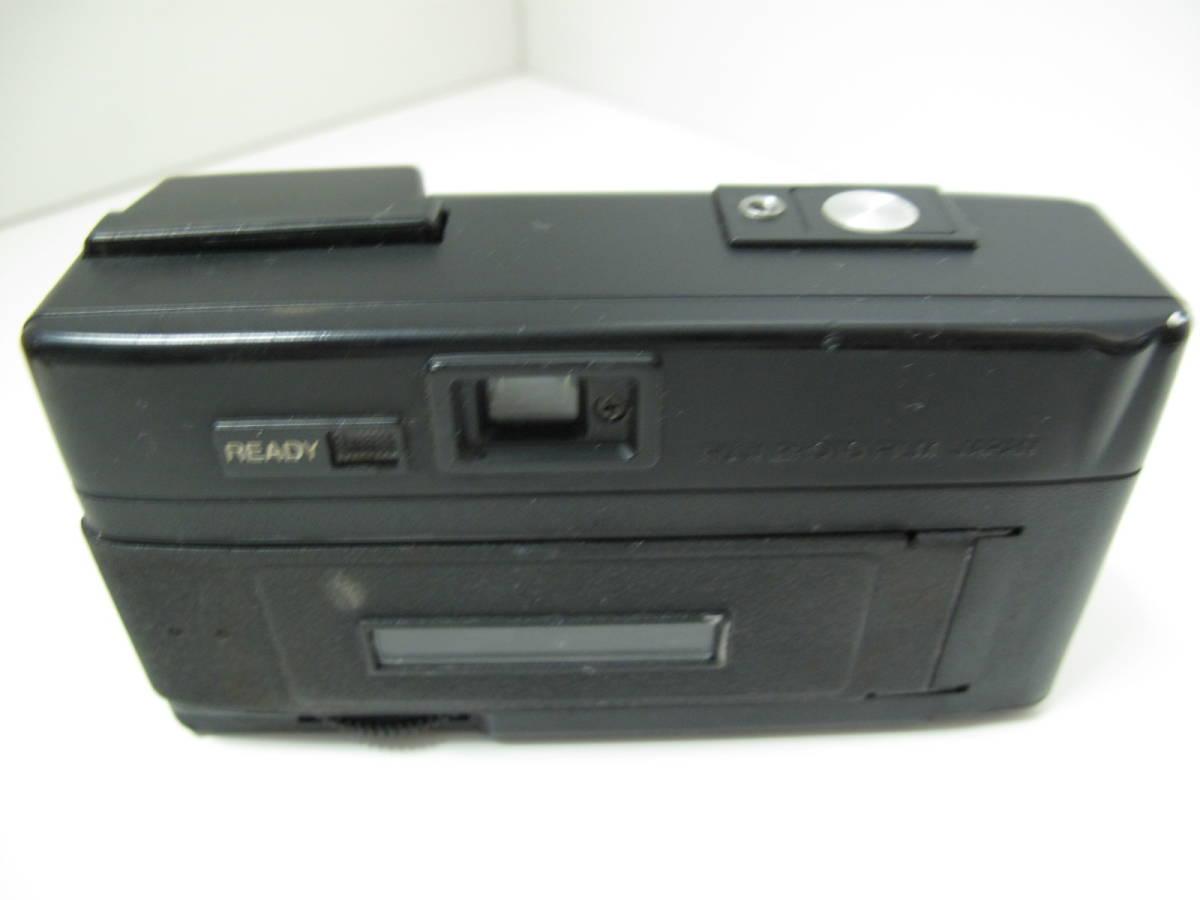 ポケットカメラ POCKET FUJICA 350 flash/AGFAMATIC 3000 ドイツ製/ミノルタ ウェザーマチック 3台セット_画像6