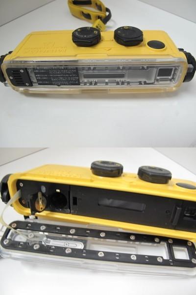 ポケットカメラ POCKET FUJICA 350 flash/AGFAMATIC 3000 ドイツ製/ミノルタ ウェザーマチック 3台セット_画像10