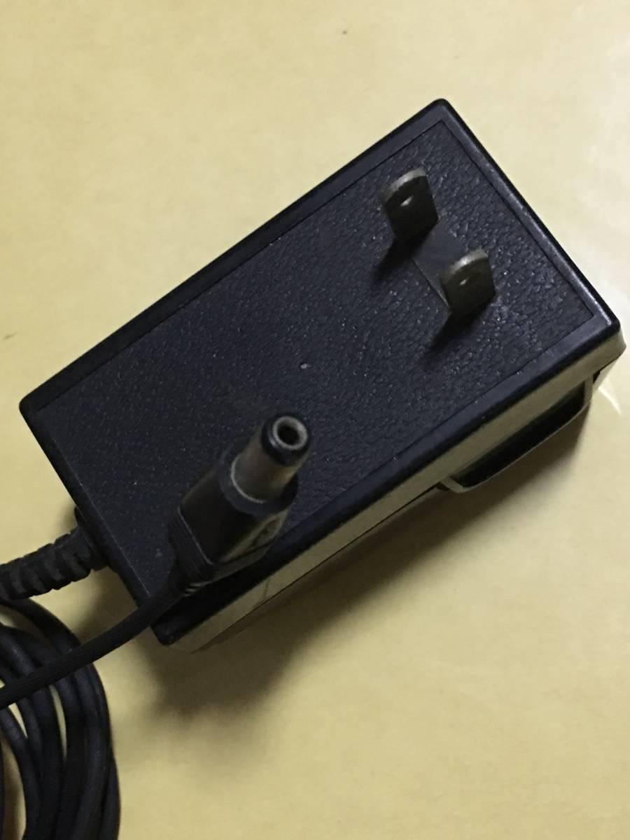 AC-110 sony ラジオ用ACアダプター良品 検icf-5900/icf5500A 直流電源トランス 2001Dやsw7600にも_画像3