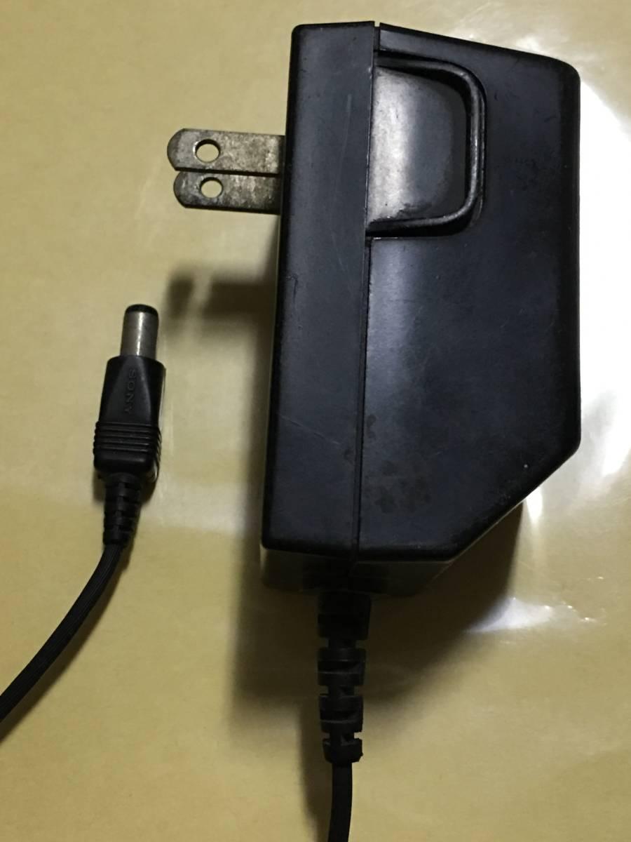 AC-110 sony ラジオ用ACアダプター良品 検icf-5900/icf5500A 直流電源トランス 2001Dやsw7600にも_画像4