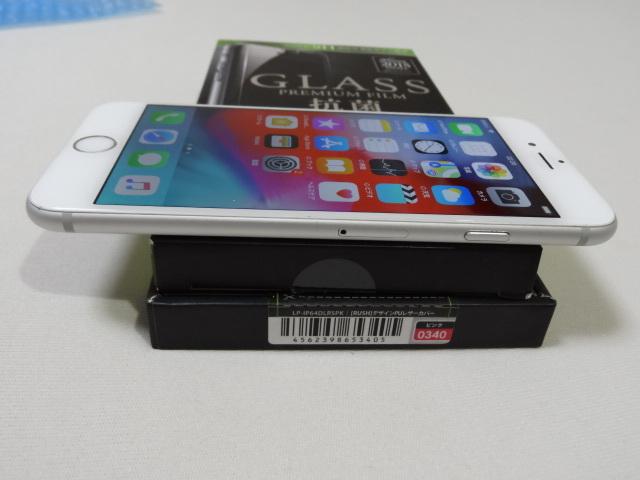 豪華おまけ付 iPhone6 16GB ドコモ判定〇 1円スタ 本体 _画像8
