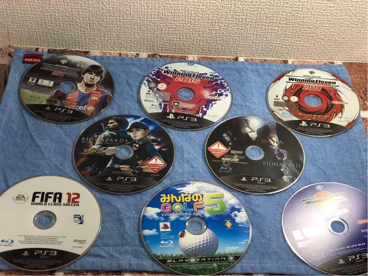 中古 PS3 ソフト 大量 ディスクのみ まとめ 64枚 セット 動作一部未確認 サイレン 龍が如く ドラゴンボール ニンジャガイデン など_画像5