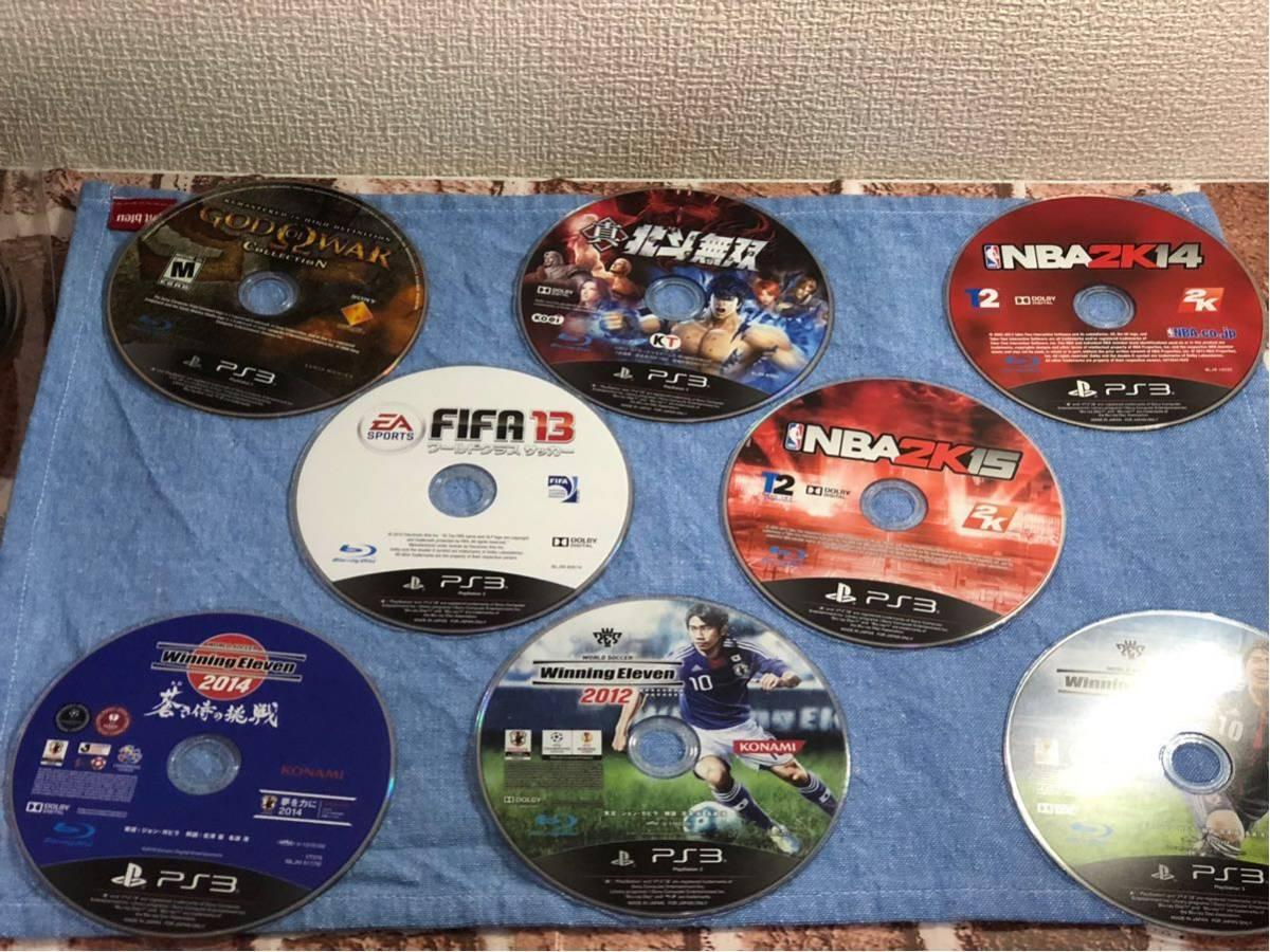 中古 PS3 ソフト 大量 ディスクのみ まとめ 64枚 セット 動作一部未確認 サイレン 龍が如く ドラゴンボール ニンジャガイデン など_画像4