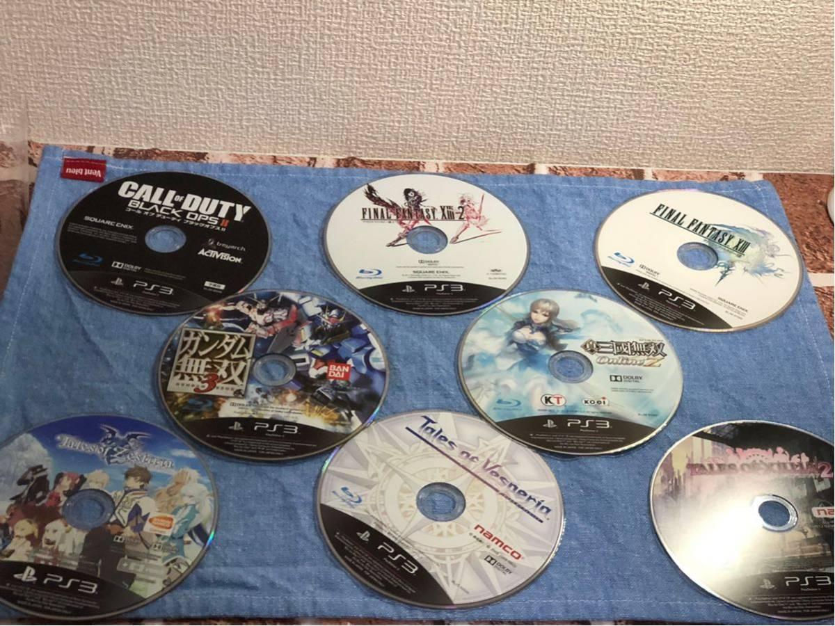 中古 PS3 ソフト 大量 ディスクのみ まとめ 64枚 セット 動作一部未確認 サイレン 龍が如く ドラゴンボール ニンジャガイデン など_画像8