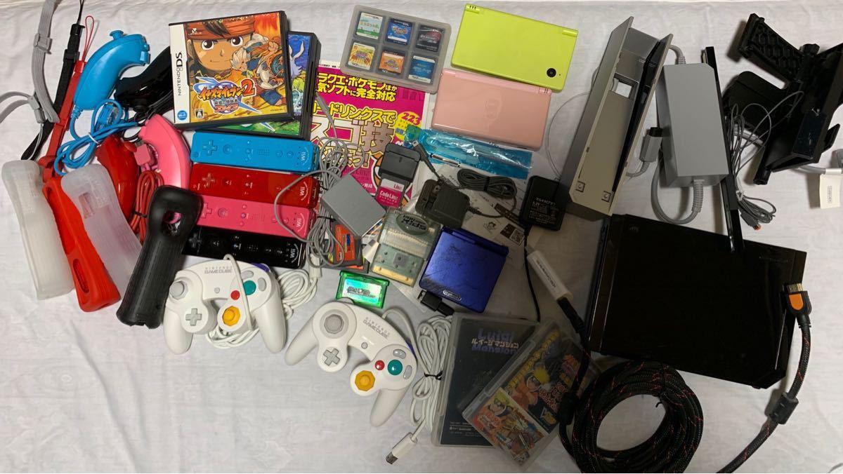 任天堂 ゲーム機 ゲームソフト まとめ売り 送料無料_画像3