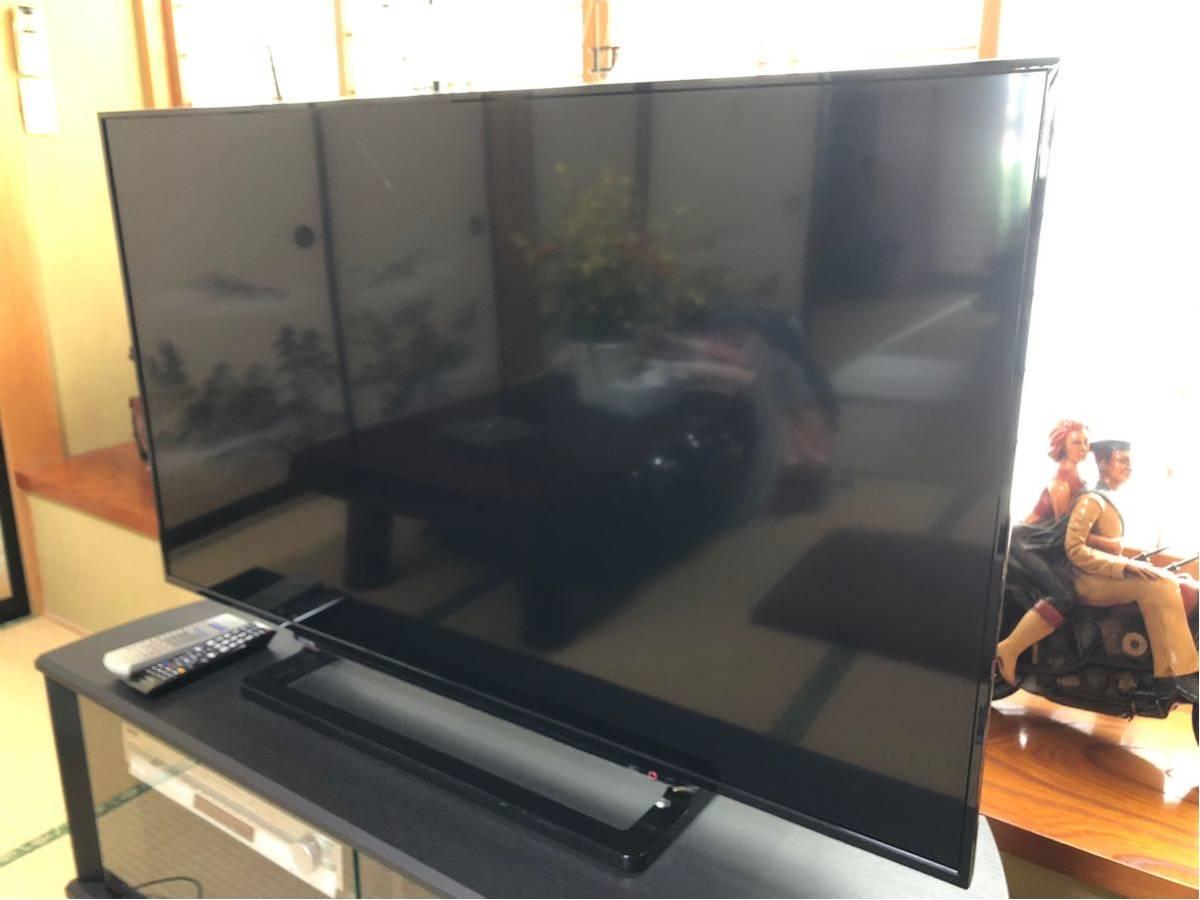 東芝【TOSHIBA】50V型液晶テレビ レグザ 50S10【FULL HD 2K】_画像2