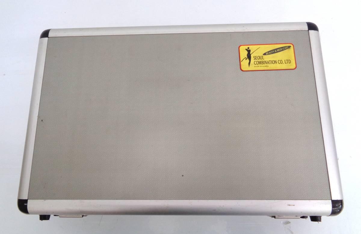 23503 プラスチック製 吸い玉 カッピングセット 吸圧器 ハードケース付き 真空 吸玉 マッサージ_画像5