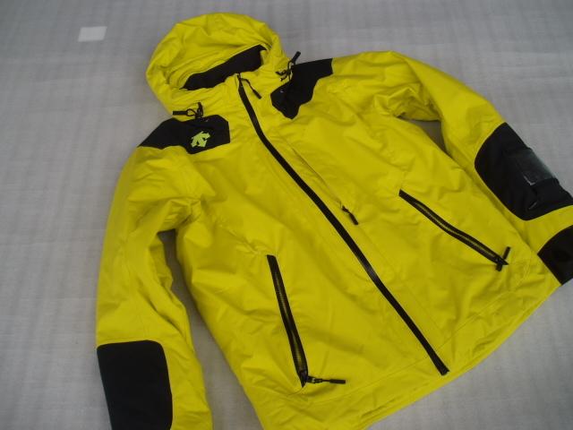 デサント スキージャケット Lサイズ 美品_画像2