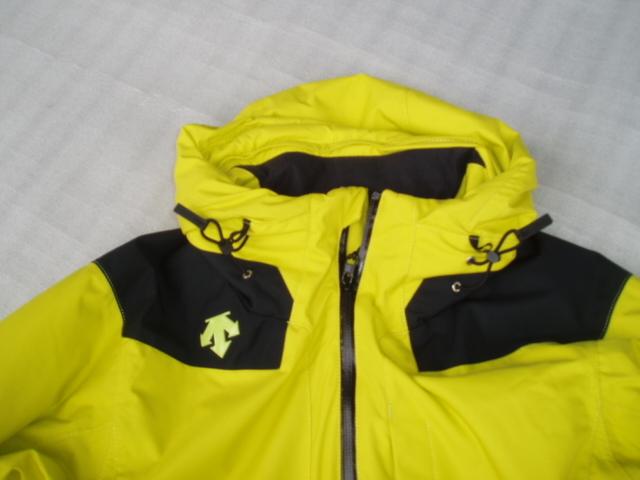 デサント スキージャケット Lサイズ 美品_画像7