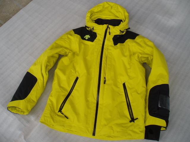 デサント スキージャケット Lサイズ 美品_画像1