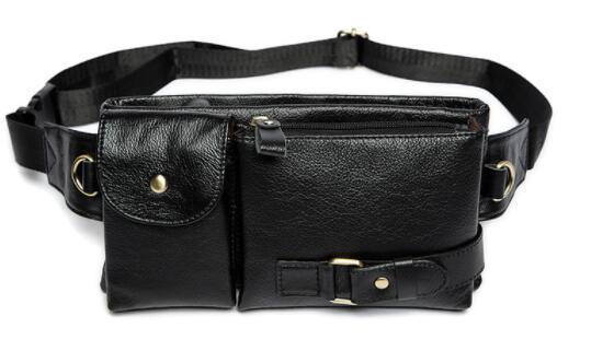【超高級定価49万円】 極上品 本革 100%高品質 通勤ボディバッグ ブラックメンズバッグ