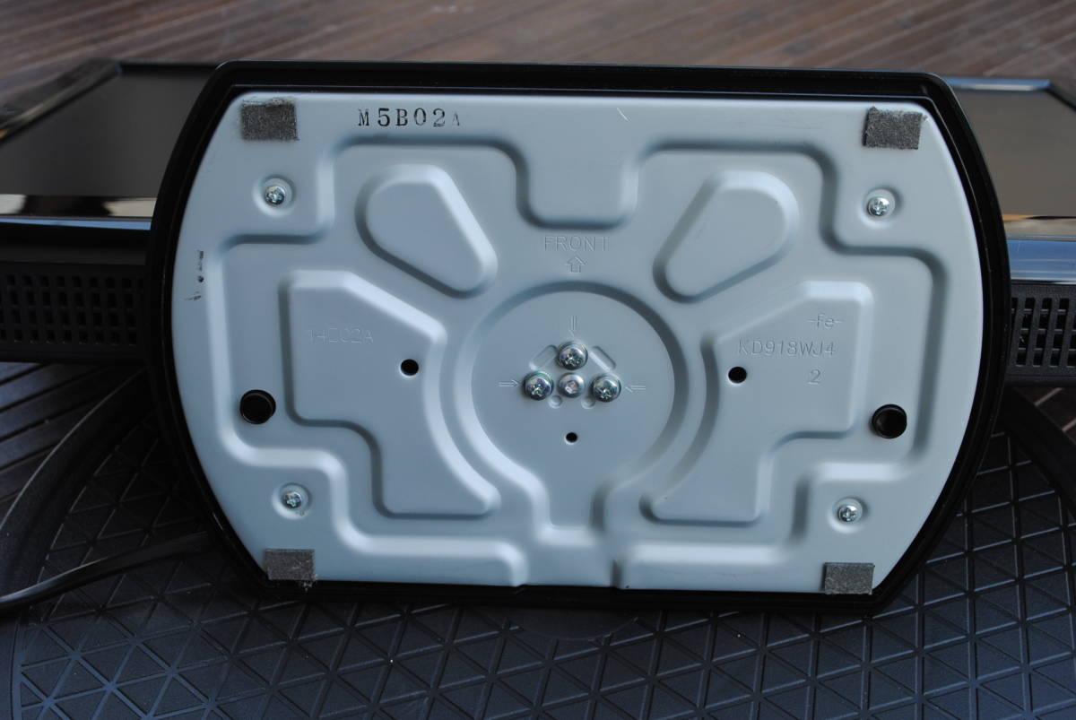 A350.SHARP/シャープ/AQUOS/アクオス/液晶カラーテレビ/LC-22K20/22インチ/2015年製/B-CASカード付/リモコン付属/回転天板付/HDMI入力/_画像9