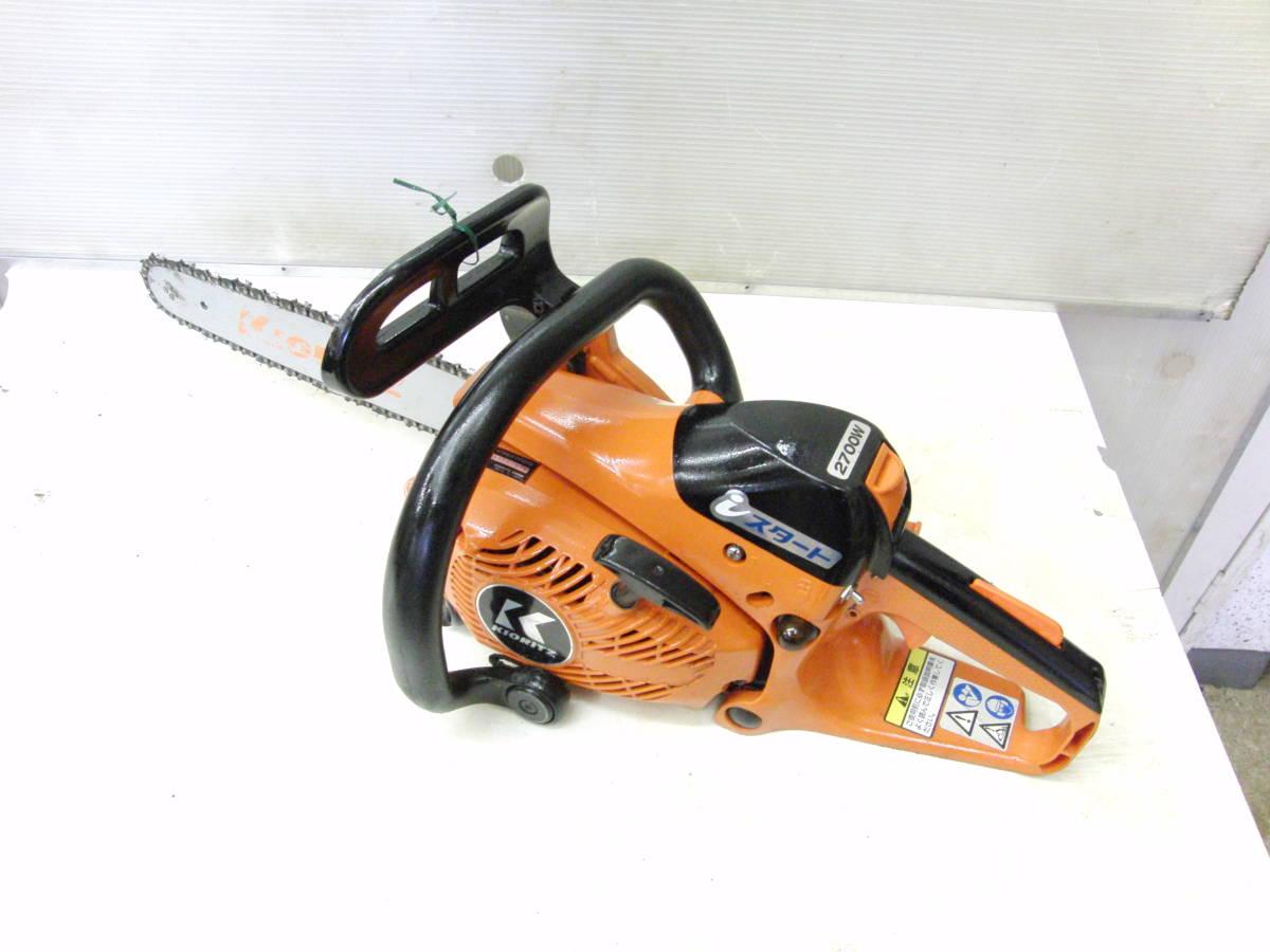 1,000円から♪ 人気の共立26cc iスタート 軽作業・DIYに♪ 整備済 CSE2700W_画像4