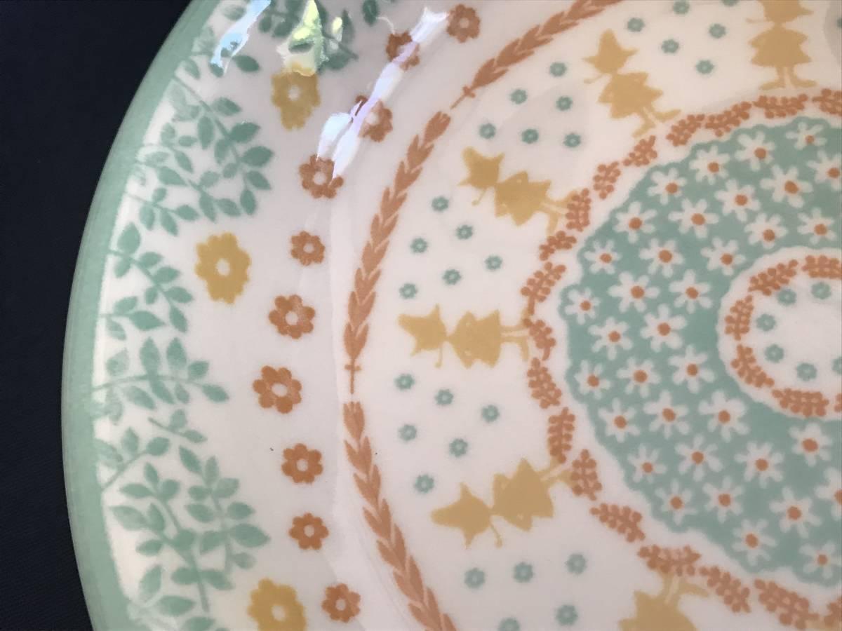★新品【ムーミン】パスタカレー皿5枚(日本製)★_画像3
