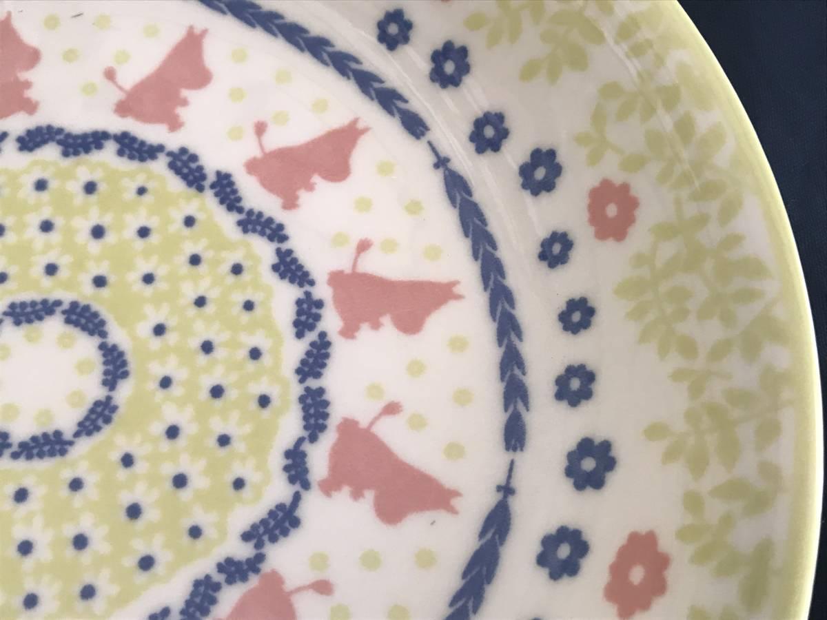 ★新品【ムーミン】パスタカレー皿5枚(日本製)★_画像4
