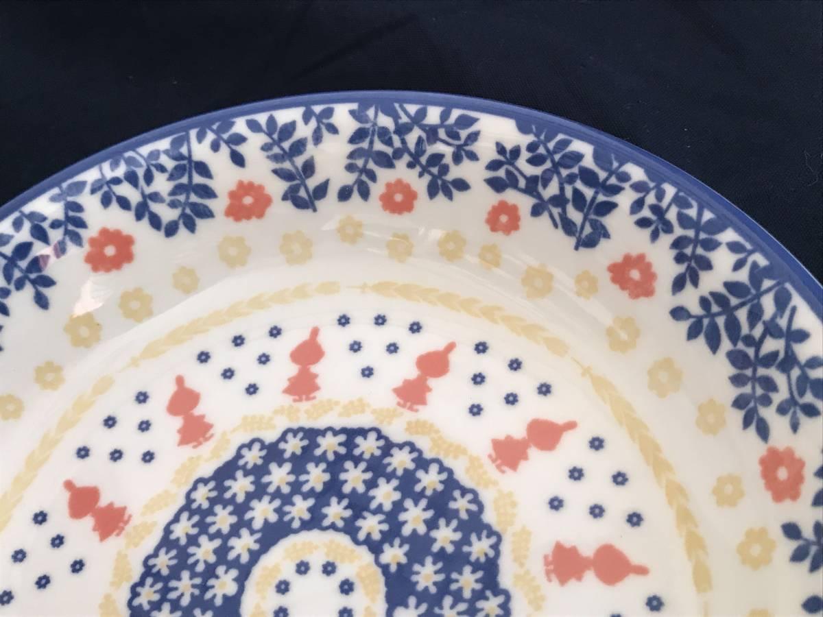 ★新品【ムーミン】パスタカレー皿5枚(日本製)★_画像6