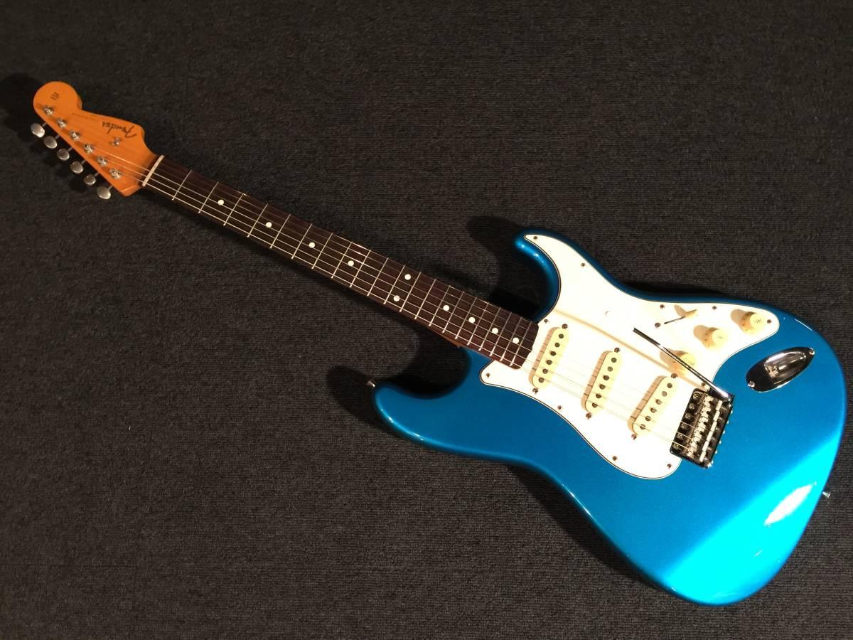レア!生産完了! FenderJapan ST62TX LPB/R No.051919 MADE IN JAPAN