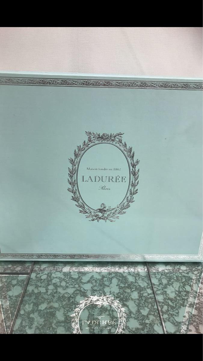 Laduree ラデュレ☆ロマンティックな天使のティーポットとカップ&ソーサのセット_画像2