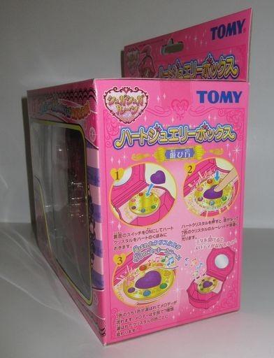 【新品】旧トミー シュガシュガルーン ハートジュエリーボックス【当時品・美品】_画像4